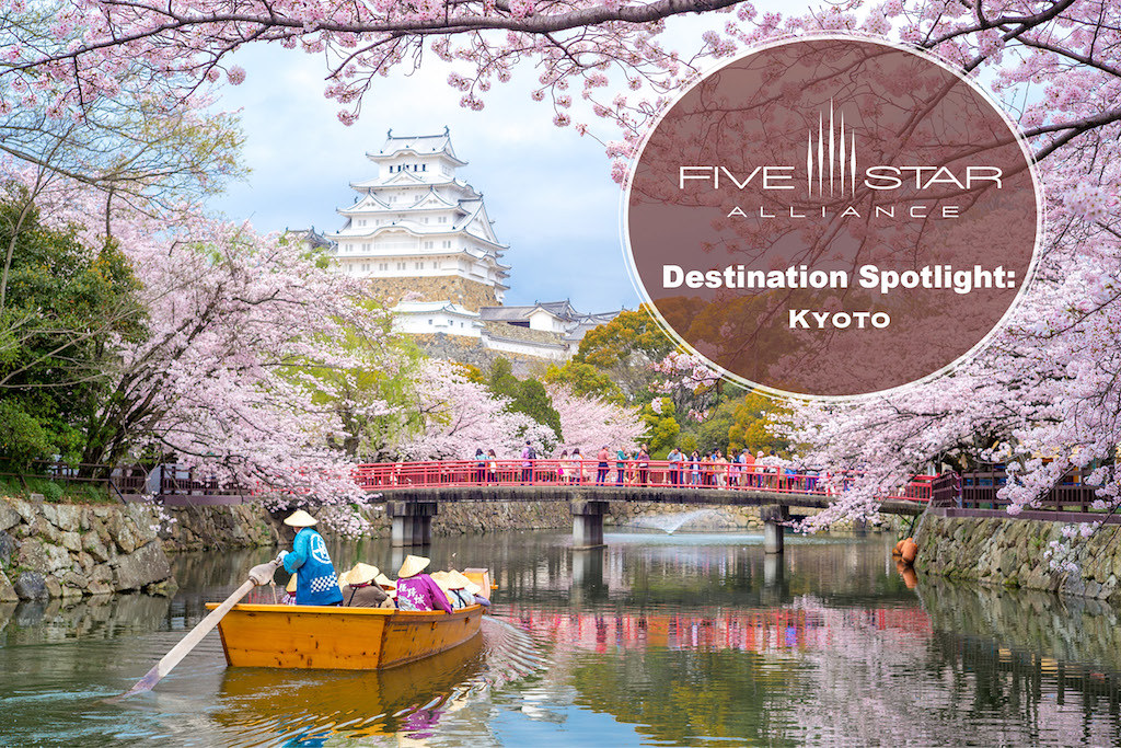 Destination Spotlight: Kyoto