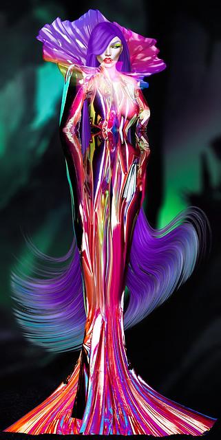 Alien Couture 08 ◊ Hologram