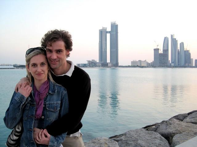 Excursión a Abu Dhabi desde Dubái