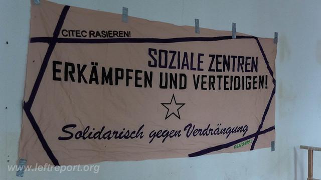 20.05.2018 - Berlin Besetzen! - Friedel 54 im Exil