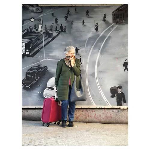 Camouflage . . 3x Telephoto #HuaweiP20Pro #Snapseed #OOO #Seemooore . . @lacalleesnuestracolectivo #lacalleesnuestracolectivo
