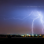 23. Mai 2018 - 22:34 - Was taken next to Strasbourg (SXB) Airport when suddenly a powerful storm borned!