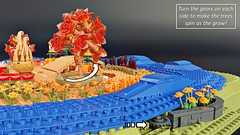 The Coraline Magical Garden - LEGO Ideas - 2
