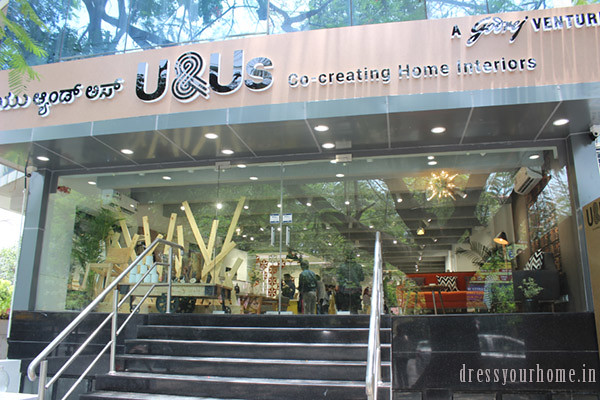The U & Us Studio by Godrej at Bangalore