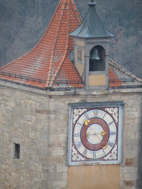 Aussicht von Rathausturm auf BurgtorIMG_8011