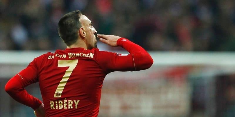 Franck Ribery Perpanjang Kontrak Dengan Bayern Munich
