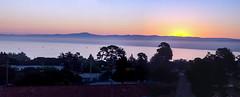Monterey Sunrise Panorama