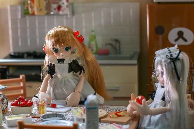 [Azone Lil'Fairy] Bienvenue au Maid Café ~~ - Page 2 27155764907_9b381e2841_z