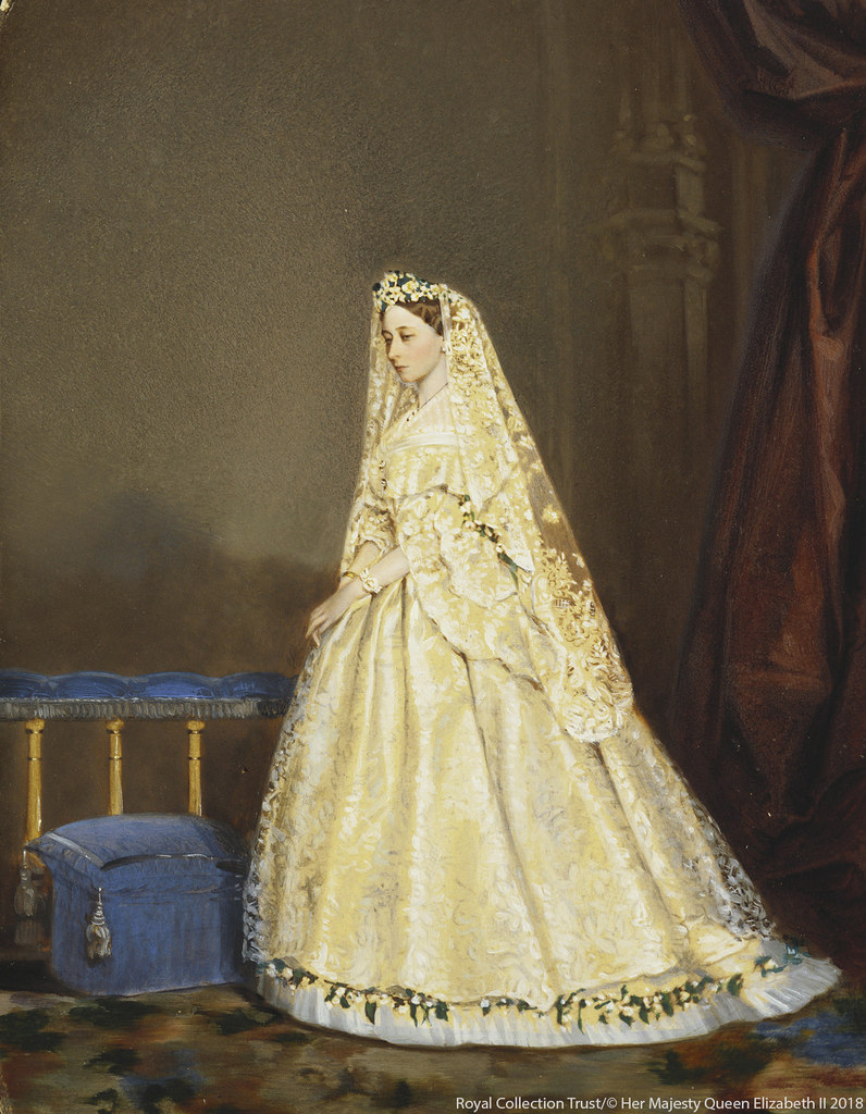 Royal Wedding Dresses - Royal.uk - photo #24
