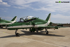 8811 - 6Y014 - Saudi Hawks - Royal Saudi Air Force - British Aerospace Hawk 65A - Luqa Malta 2017 - 170923 - Steven Gray - IMG_0275