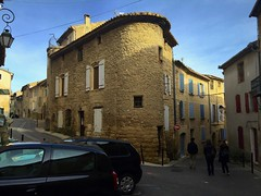 Village Street, Châteauneuf-du-Pape, PAC, FR