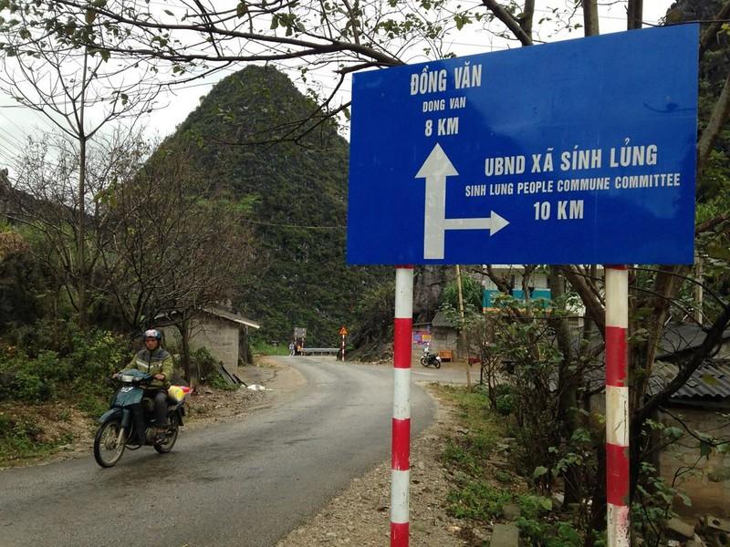 サフィン(Sa Phin)から14キロ歩いてドンバン(Dong Van)に帰る, 3