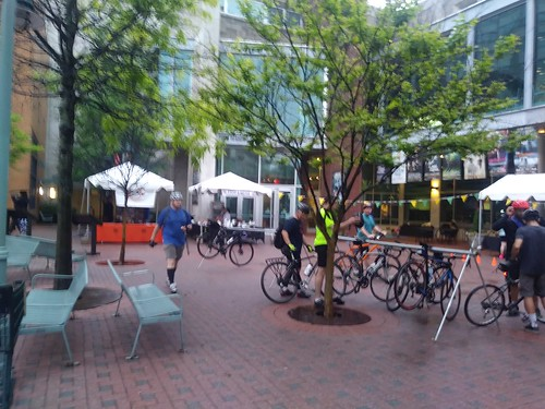 Bike to Work Day Shirlington, Arlington VA 2018