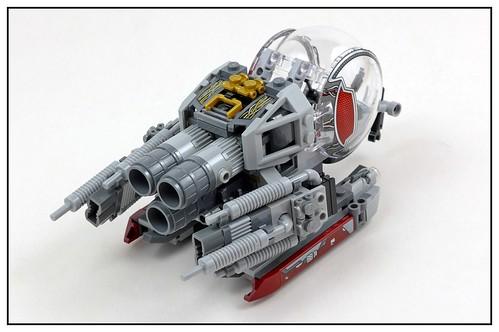 LEGO Marvel Superheroes 76109 Quantum Realm Explorers 35