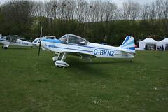 G-BKNZ Menavia CP301A (296) Popham 040514