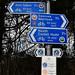 Round Wales Walk 120 - Signs