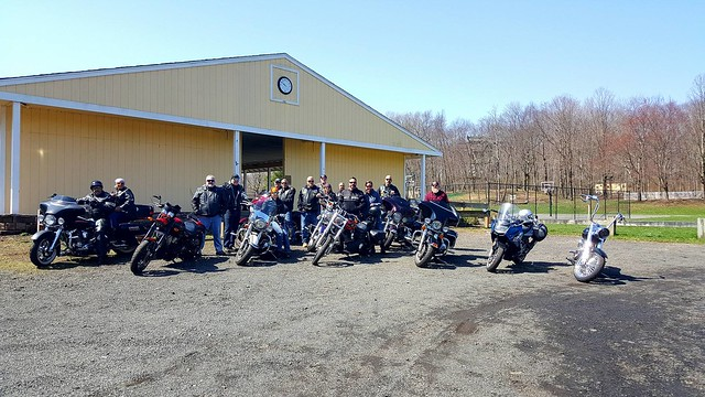 2018 Ride for the Y