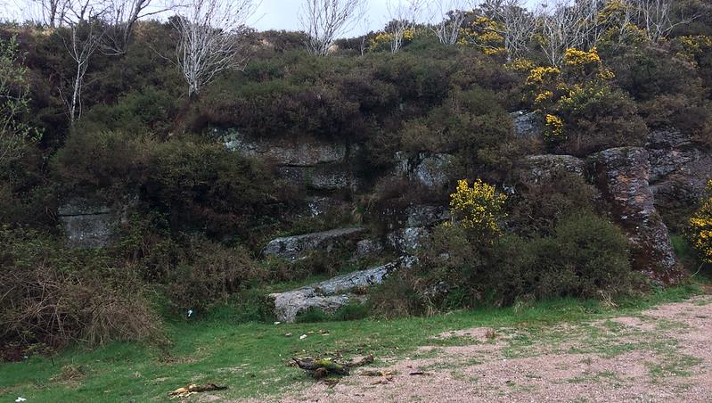 Two Bridges Quarry Tor