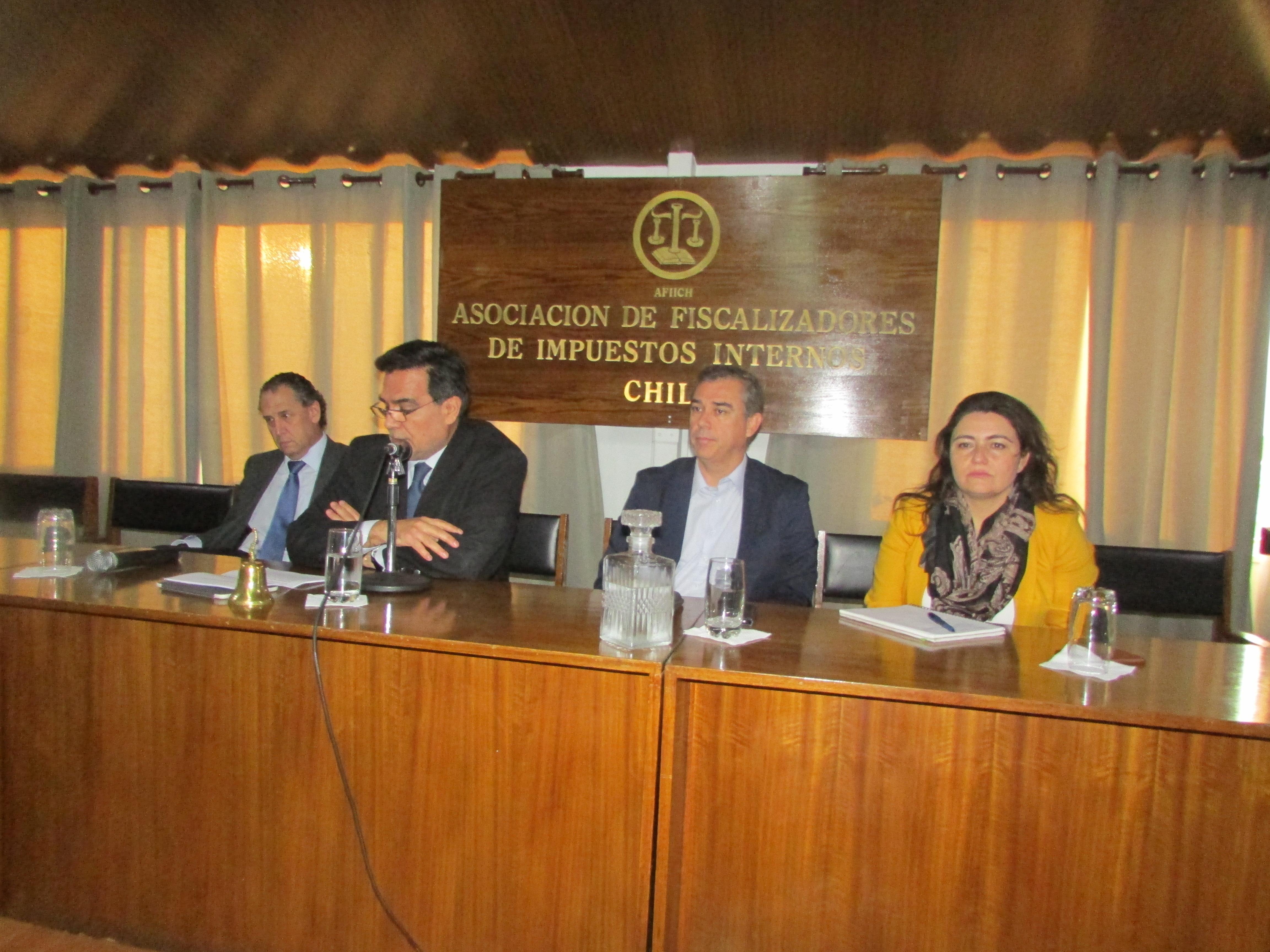 AFIICH realiza Ampliado Nacional de Dirigentes/as en Santiago – 08 y 09 Mayo 2018