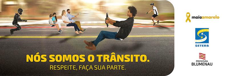 Carros invisíveis chamam atenção em campanha do Seterb