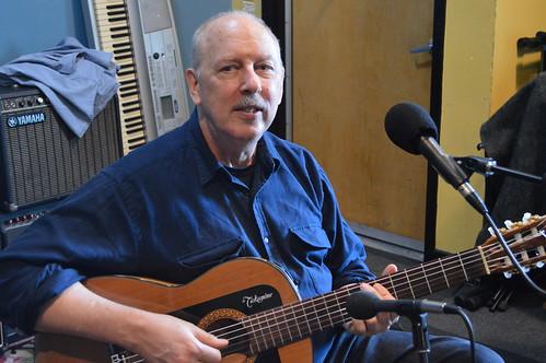 Duck Baker live on WFMU