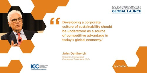 Quotes from former SG John Danilovich