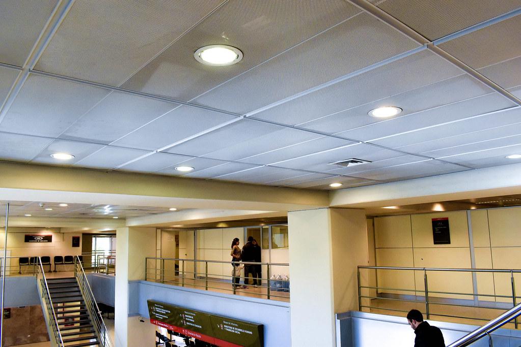 San Juan: Las nuevas luminarias del Centro Cívico permitirá ahorrar un 60% de energía