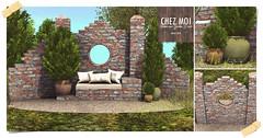 Romantic Old Ruins CHEZ MOI