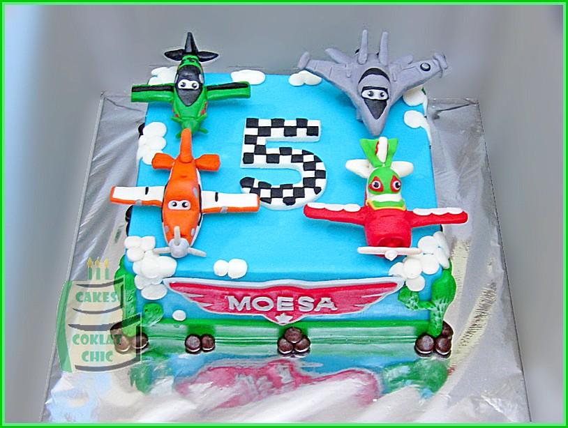 Cake Disney Planes MOESA 15 cm