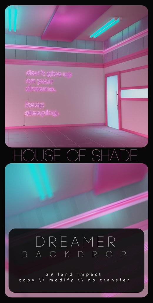 House Of Shade - Dreamer Release - TeleportHub.com Live!