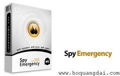 Spy Emergency v24.0.560.0 - Phần mềm diệt Spyware