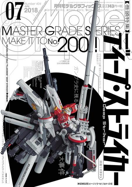 Model Graphix 07- Cover