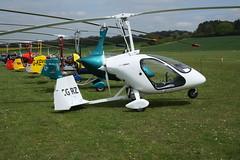 G-CGRZ Magni M-24C (24-10-6004) Popham 040514
