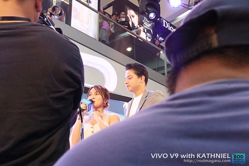 VIVO V9 KATHNIEL 30 ROD MAGARU