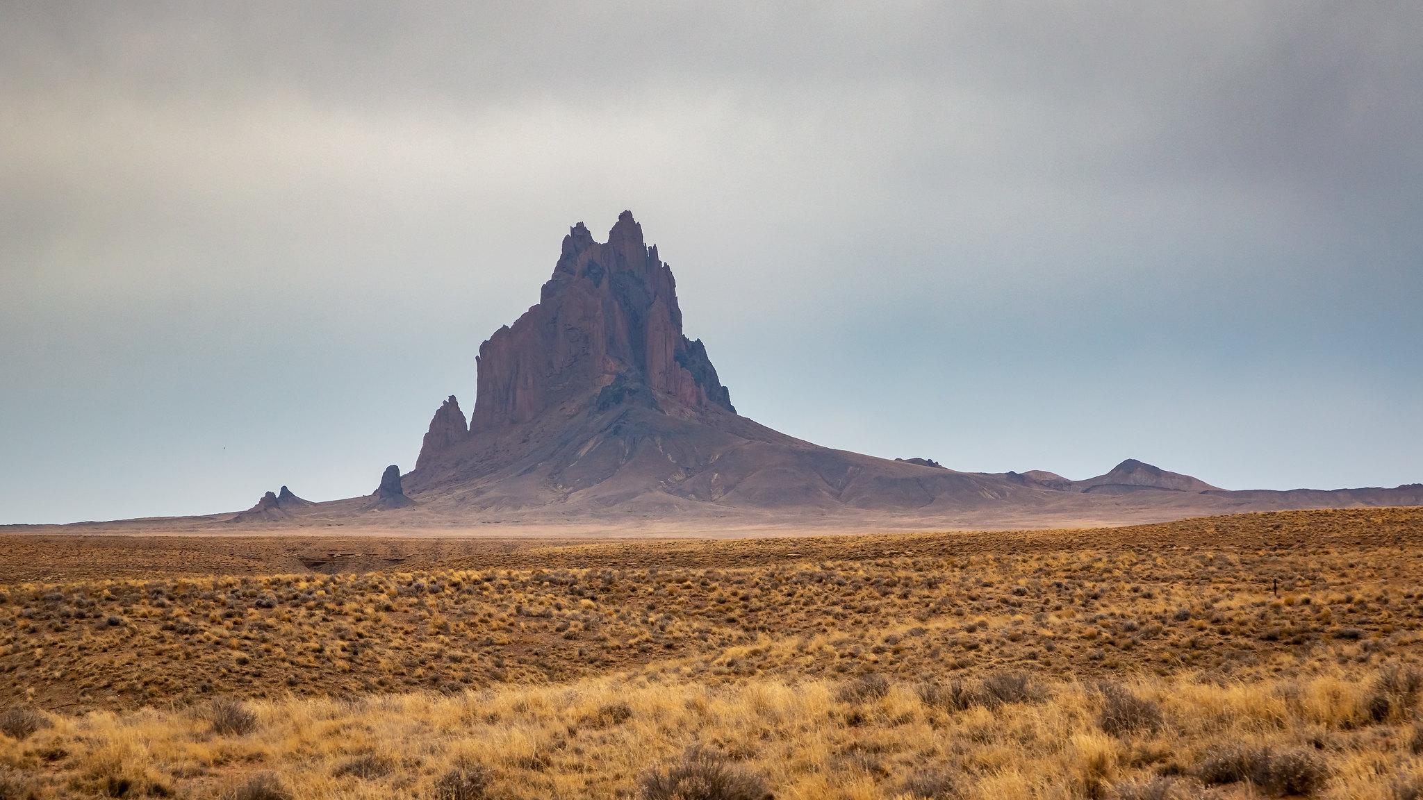 Shiprock - Nouveau-Mexique - [USA]