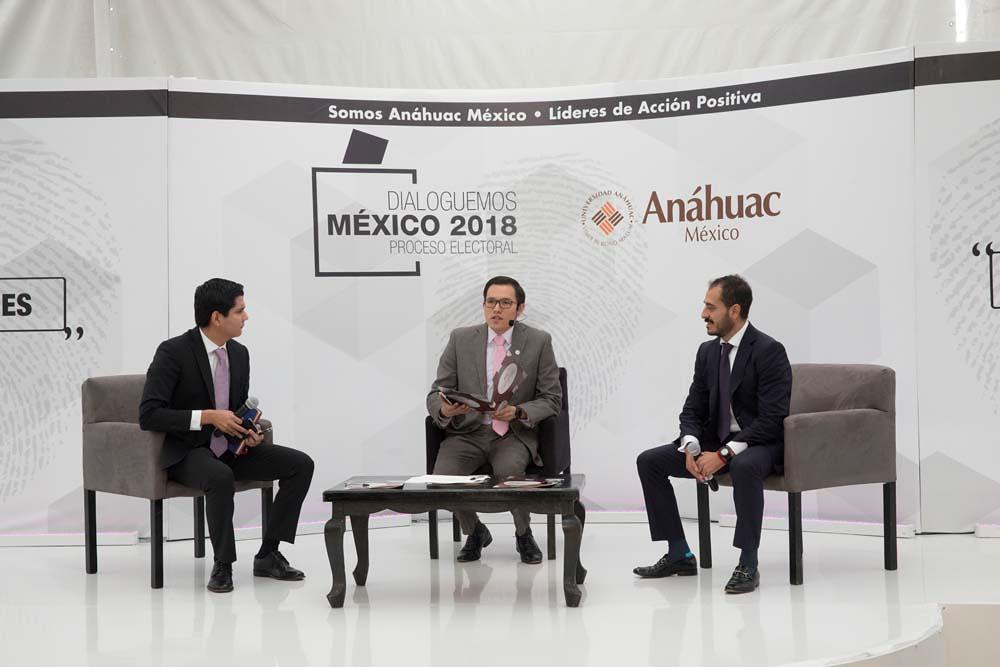 Dialoguemos México / Dirección de Comunicación Institucional Campus Norte