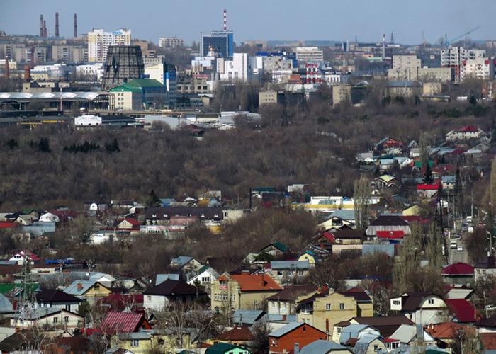 Саратов. Часть 7: внешний город