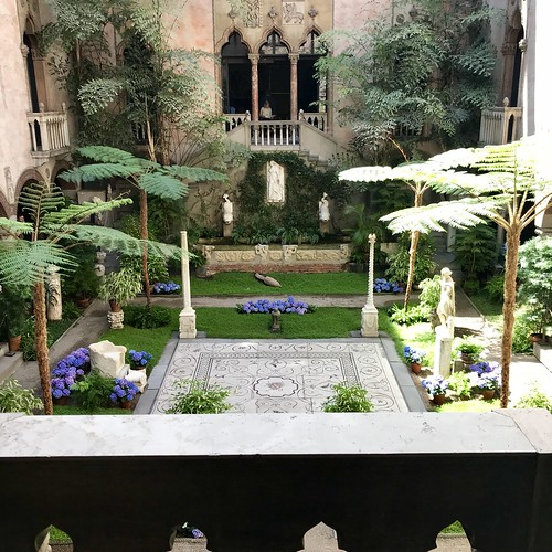 Beantown: Day 4 #boston #GardnerMuseum