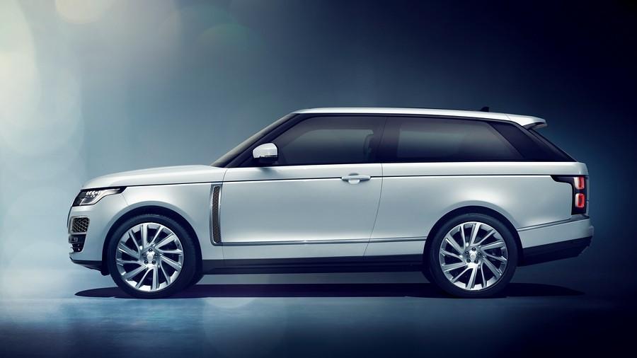 Land Rover Range Rover 5.0 V8 SV Coupe