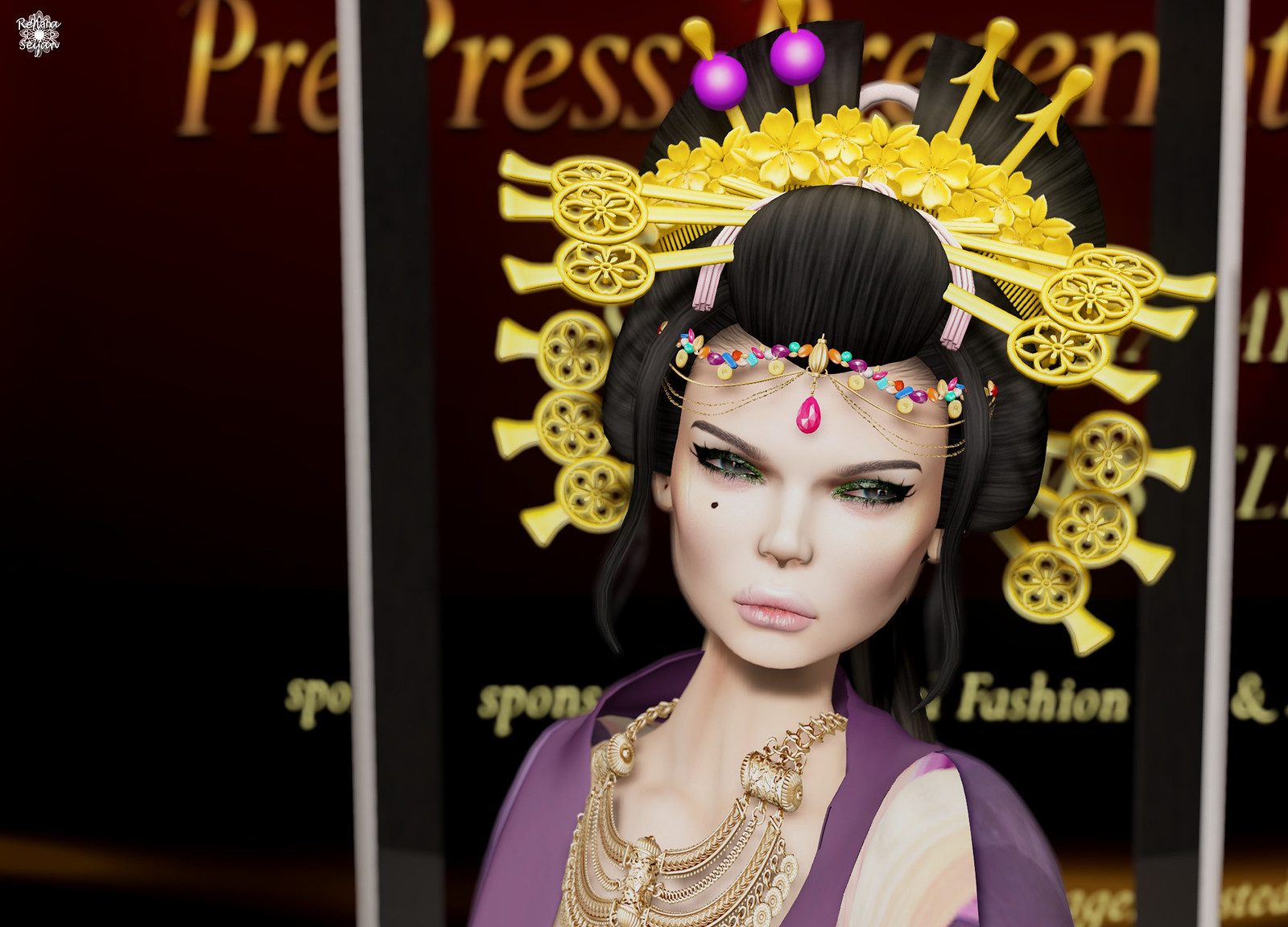 MISS SL 2018 - Press Presentation
