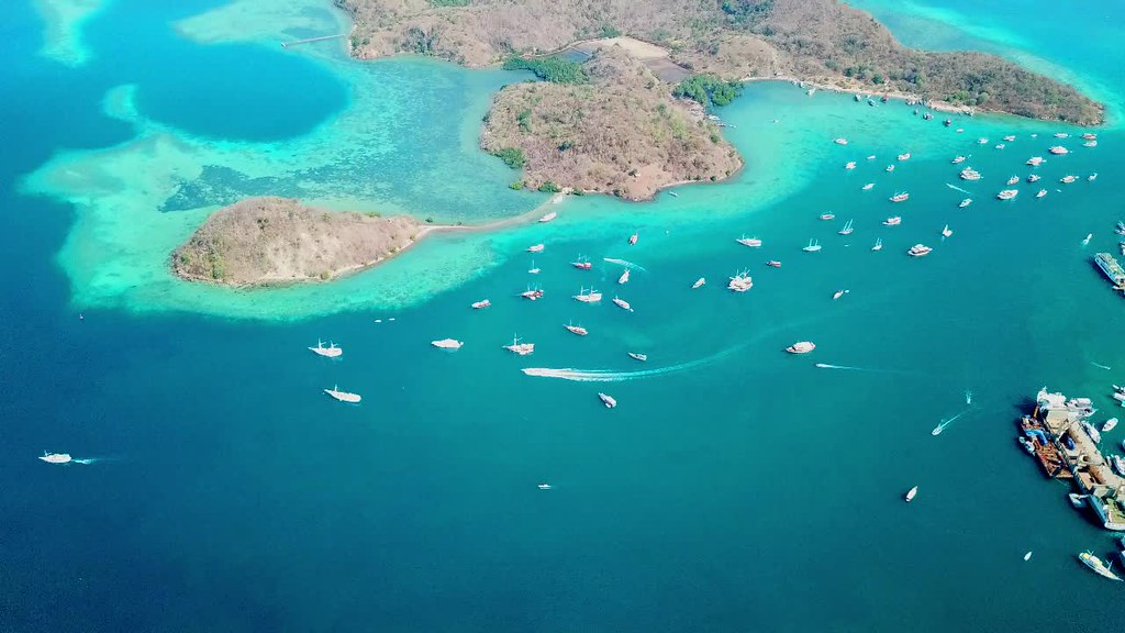 Labuan Bajo Islands, Flores