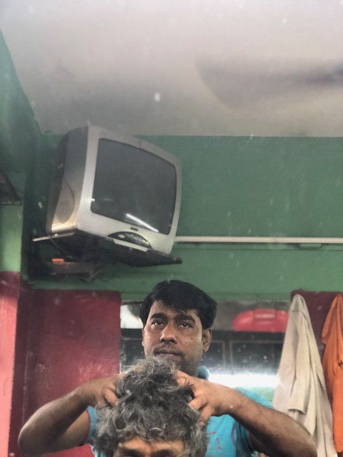City Landmark - Naushad's No. 1 Head Massage,  Smart Cut Saloon