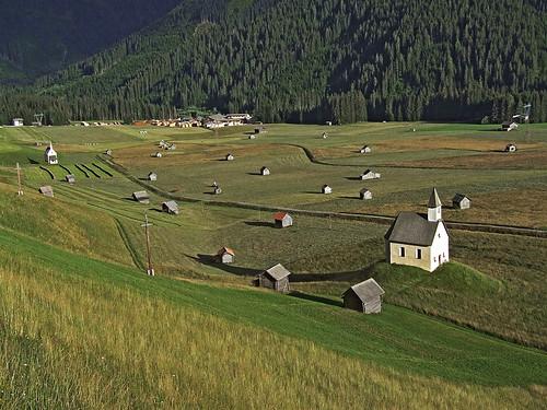 Obertilliach field
