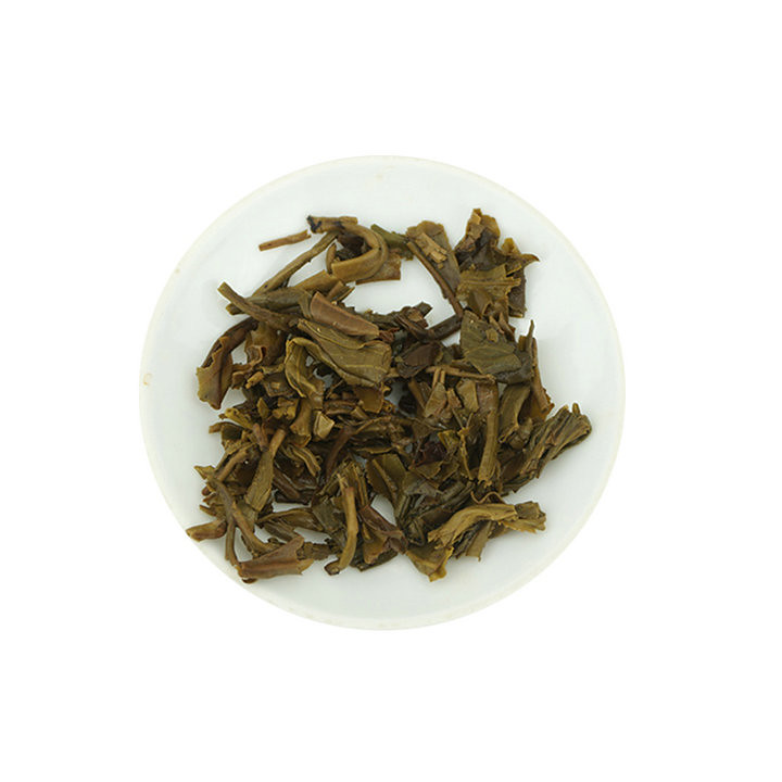 2018 DaYi HuangJinJia 357g Cake Puerh Sheng Cha Raw Tea