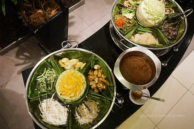 11.Selera Asli Sarawak at the Chatz Brasserie ( PARKROYAL Kuala Lumpur) – Ramadan 2018