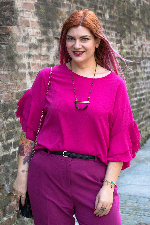 Outfit plus size negozio Mondo Curvy Savona (5)