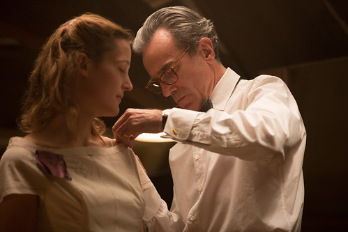 映画『ファントム・スレッド』 © 2017 Phantom Thread, LLC All Rights Reserved