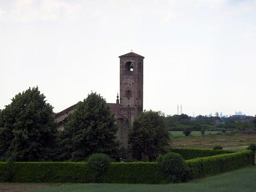Cavenago di Brianza - Santa Maria in Campo
