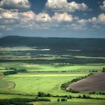 21. Mai 2018 - 11:09 - Landscape - view from Szent György Hill