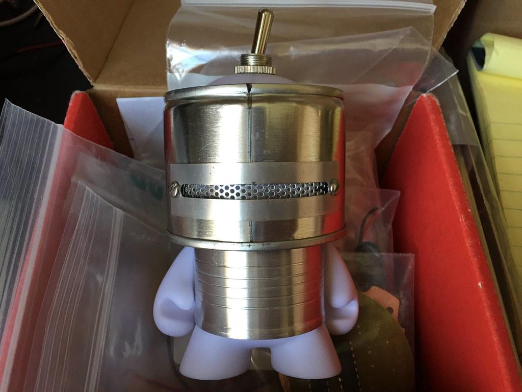 Robot Recipes Munny